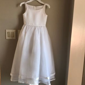 Girls First Holy Communion or Bridal Party Dress